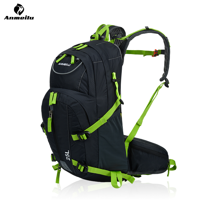 25L unisexe randonnée en plein air Trekking sacs à dos sac pour hommes femmes voyage Camping cyclisme sac à dos sacs à dos vélo