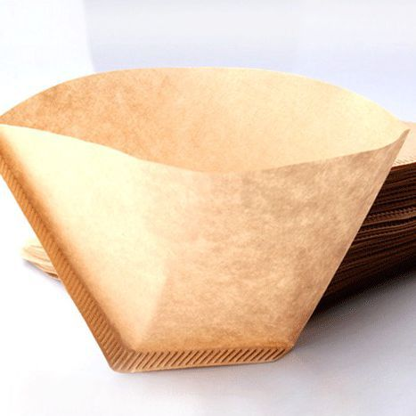 Free Shipping Hario Style V60 Coffee Brewer Drip filters 100pieces per bag