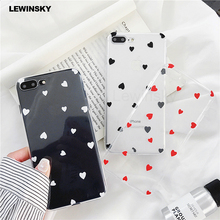 Love Heart Phone Case iPhone 6 6s Plus 7 7 Plus 8 X