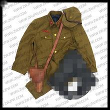 2МВ Японский Тип армии 98 Общие единые комплекты куртка и брюки шляпа Япония/50102