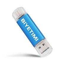 2016 Biyetimi USB Flash Drive OTG external storage 8gb 16gb 32gb Memory Usb Stick Pen Drive