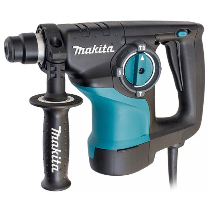 цена на Electric hammer drill Makita HR2810 (speed from 0 to 1100 of the ob/min type drill chuck SDS +)