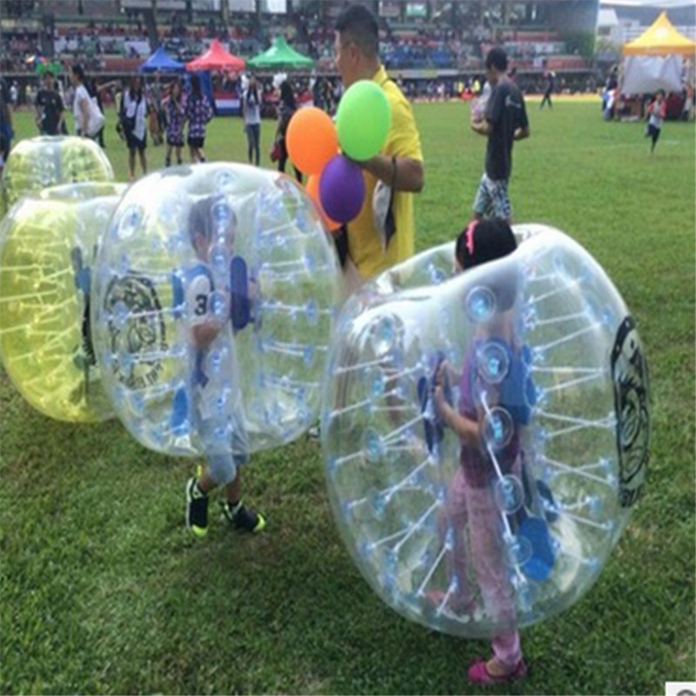 4pcs-lot-1m-TPU-Inflatable-Body-Zorb-Ball-Bumper-Ball-Loopy-Ball-Bubble-Soccer-Bubble-Football (2)