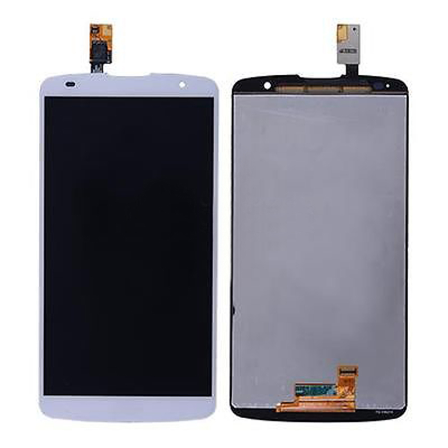 WHITE NEW LCD Display + Touch Screen Digitizer Assembly Replacement FOR LG G Pro 2 F350 D837 D838 Free Shipping