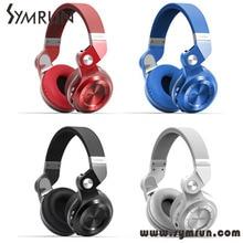 Symrun Original Fashion T2 Plus Plus Turbo Wireless Bluetooth 4.1 Stereo Headphones Bluetooth Headset Mp3 Fm