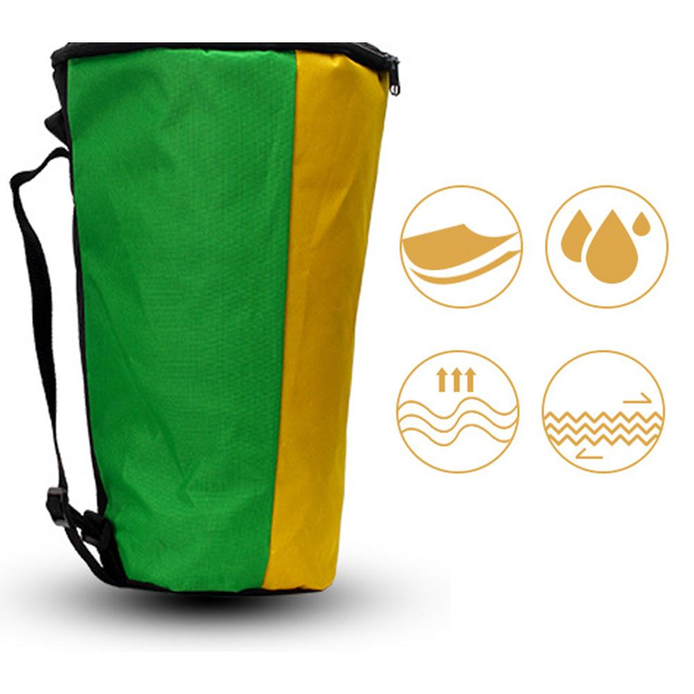 African Drum Bag Package Durable Shockproof font b Musical b font Percussion font b Instrument b
