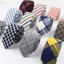Женский Галстук, классический мужской клетчатый галстук, повседневный милый Радужный костюм, галстук-бабочка, мужские хлопковые Узкие галстуки, цветной галстук