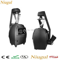 Niugul 2pcs/lot Free Shipping 200W Professional LED Stage 5R Beam Scan Light /200W Roller Scanner Light DMX512 LED Beam Lighting