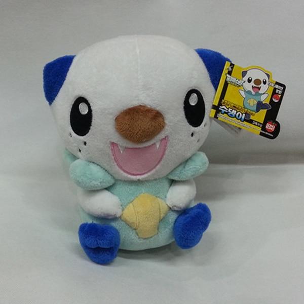 Pokemon Plush Pikachu Oshawott Toys