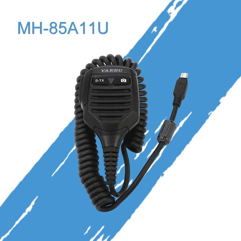 Suitable For YAESU Yaesu MH-85A11U Original Photograph Camera Handheld Microphone FT1XDR FTM-400XDR Walkie Talkie Accessories
