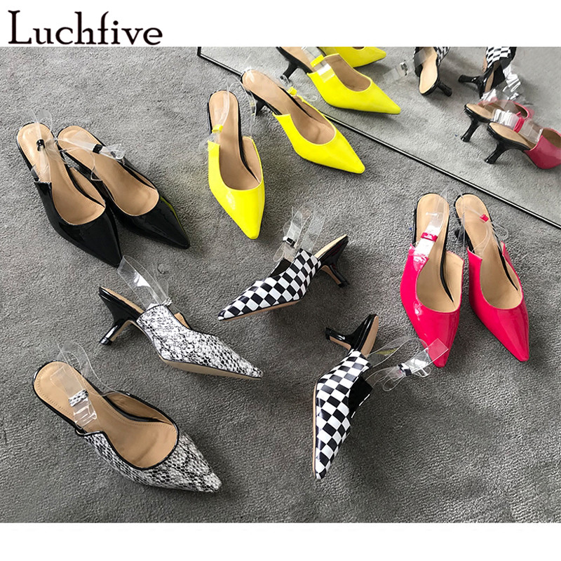 Runway genuine leather Pumps slingback kitten Heel butterfly knot summer sandals bowties Wedding Shoes women zapatos mujer цены онлайн