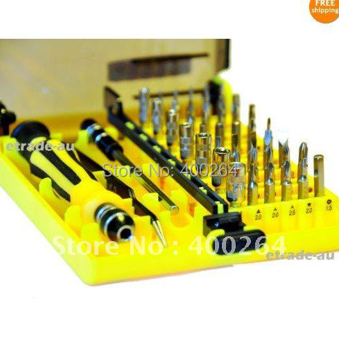 Cell Phone Tool Repair Torx 42 in 1 Screw Driver Set