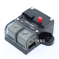 Circuit Breakers, Audio Breakers, Restorable Circuits, Protection 100A 150A 200A