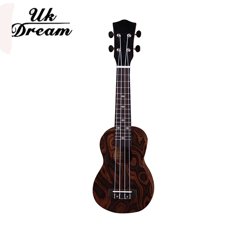 UK Dream US-KJ03 Cat Eye Pattern Concert Tenor Ukulele 21 inch Black Hawaiian Mini Guitar Guitarra 4 Strings Ukelele Rose Wood soprano concert tenor ukulele 21 23 26 inch hawaiian mini guitar 4 strings ukelele guitarra handcraft wood mahogany musical uke