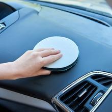 6 inch Car Polishing Sponge Foam Pads Buffing Wax Polisher Flat Sponge Buffing Pad 6 inch car polishing sponge foam pads buffing wax pad for car polisher yellow medium cutting pad