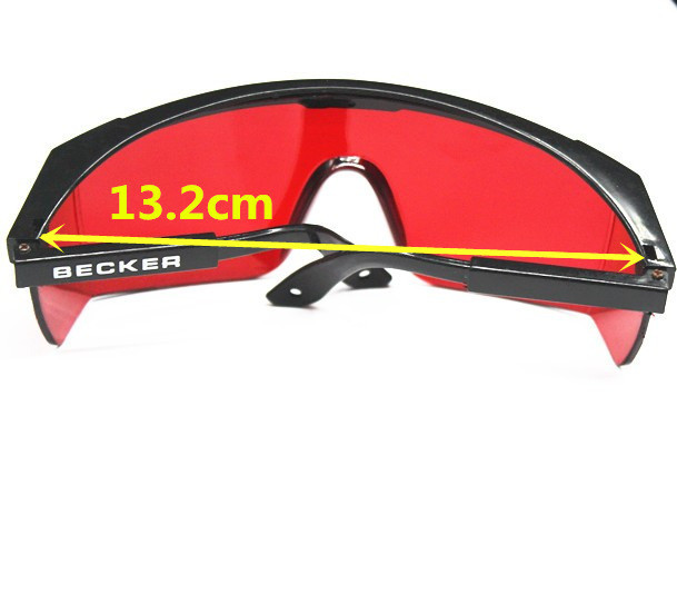 Laser Safety Glasses  purple blue 190nm-1200nm Welding Laser IPL beauty instrument protection eyewear Eye protective glasses