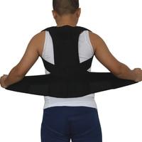 Unisex Shoulder Posture Corrector Back Support Brace Orthopedic Back Belt Posture Corset Back Straightener Health Care AFT B003