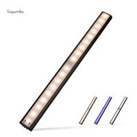 Coquimbo 3 Modes Changeable Color Night Lights Lamp Built In Rechargeable Lithium Battery LED Cabinet Induction