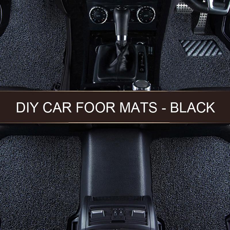 Lunda Diy Fit Car Floor Mats For Mazda 3 6 2 Mx 5 Cx 5 Cx 7