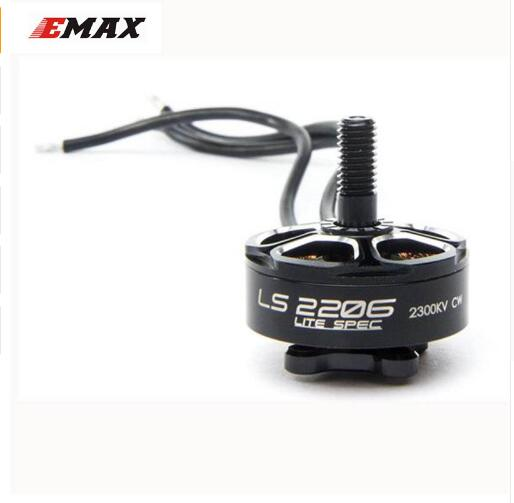 4set/lot EMAX Lite Spec LS2206 2206 2300KV 2550KV 2700KV Brushless Motor For RC FPV Multicopter Quadcopter Racing Motor 4set lot original emax brushless motor mt3110 700kv kv480 plus thread motor cw ccw for rc fpv multicopter quadcopter