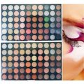 2016 high fashion 120 Colors Makeup Eye Shadow Shimmer Matte Cosmetic Eyeshadow Palette Set