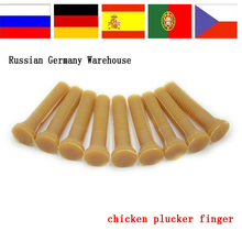 most popular chicken rubber finger for poultry plucker machine цена и фото