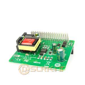 Image 5 - DSLRKIT 5V 12V PoE HUT Raspberry Pi 4 4B 3B + 3B Plus 3.5in Festplatte LED 26Watt