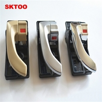 SKTOO 4PCS A CAR SET INTERIOR DOOR HANDLE FOR HYUNDAI TUCSON 82620 2Z020