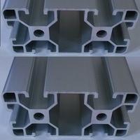 European standard 40120 aluminum profile