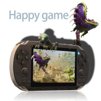 Childhood Classic Game With 168 Games 4.3 Inch 32 Bit PVP Portable Handheld Game Console Family TV Retro Video Consoles