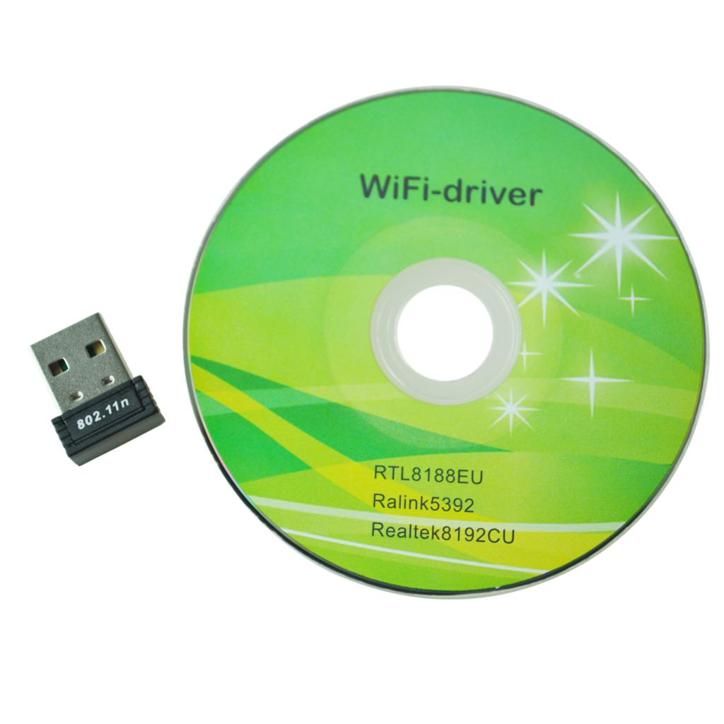 Venta caliente mini 150 m USB2.0 WiFi del LAN 802.11 n/G/b adaptador ...