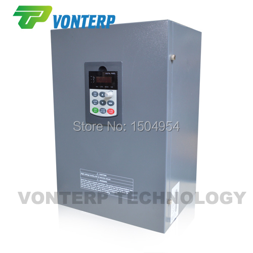 цена на 18.5kw 220v 3 phase input & 220V 3 phase output frequency inverter/variable speed drive/frequency converter