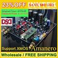 23% de descuento de alta fidelidad ES9018 + TCXO 0.1 PPM 4 Layer DAC decodificador montado junta, envío gratis