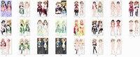 Sword art online (SAO) персонажи аниме leafa & silica & yui throw Наволочка интерактивный пистолет со вспышкой GGO наволочки для подушек
