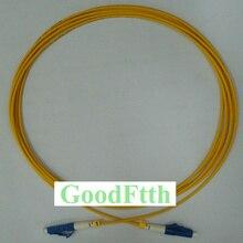 Fiber yama kablosu LC LC UPC LC/UPC LC/UPC SM Simplex GoodFtth 100 500m