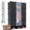 12 кубов детский шкаф пластиковых шкафы для хранения diy пластиковые гардероб онлайн пластмассовый дешевые шкафы HS-21
