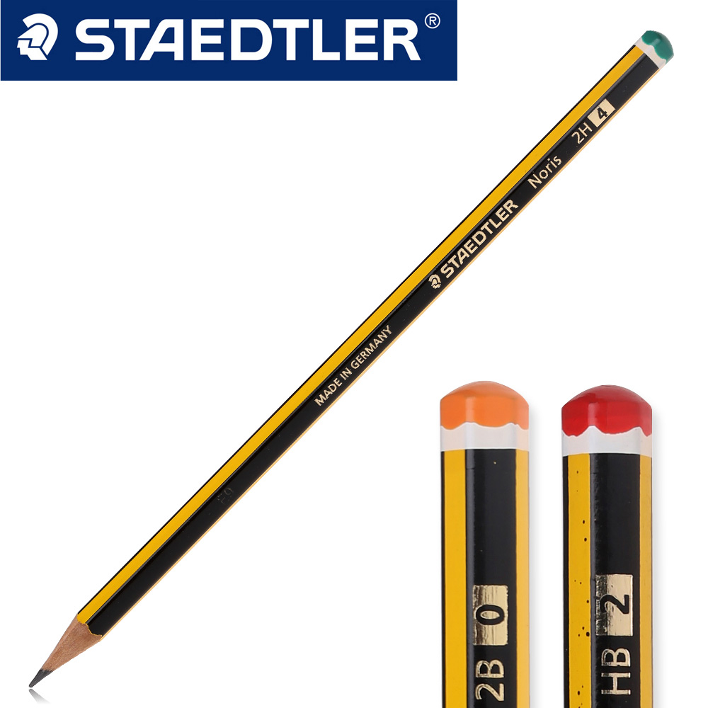 Detail feedback questions about 6pcs staedtler 120 noris pencil drawing and sketching pencils 2h hb 2b on aliexpress com alibaba group