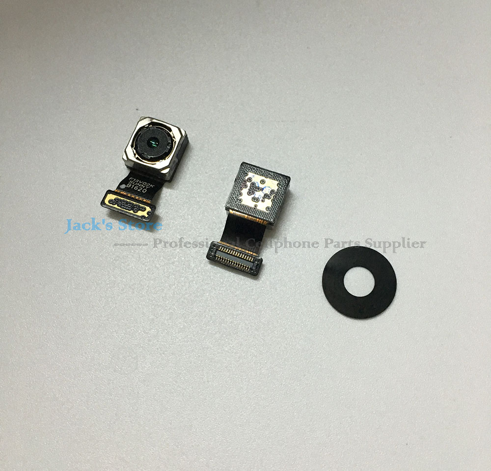 Original tested For Meizu M3 Note Rear Camera Front Camera Flex Cable Module with camera glass