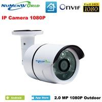 1080P Network Waterproof IP Camera Full HD 2Megapixel 1 3 Sony Mega Pixel Progressive Sensor Onvif