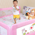 Hot Bed Guardrail Baby Bed Fence Safety Gates Guardrailing Newborn Playpens Gates & Doorways for 1.2/1.5/1.8/2 Meters Bed