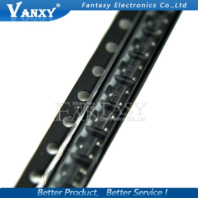 100PCS BC847B SOT23 BC847 SOT SMD 847B SOT-23 1F New Transistor
