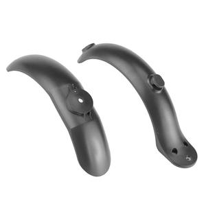Fender Mudguard Guard for Xiaomi Mijia M365 Electric Scooter Skateboard Rubber Cup Screws Tire Kicks(China)