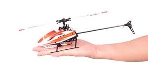 Image 2 - Wltoys XK K110 6CH 3D 6G di Controllo Remoto Sistema di Motore Brushless RC Elicottero giocattolo Con Trasmettitore Compatibile Con FUTABA s FHSS