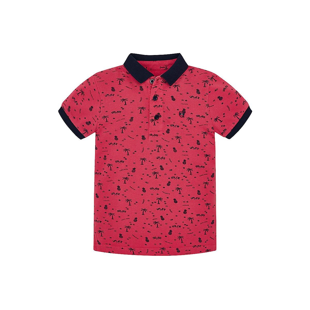 MAYORAL Polo Shirts 10688472 children clothing t-shirt shirt the print for boys