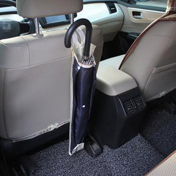 CHIZIYO Cars parasol etui samochodowe oparcie siedzenia parasol schowki składany parasol torba wodoodporna obudowa tanie i dobre opinie Polyester Seat Powrót Torba 84X18CM A207