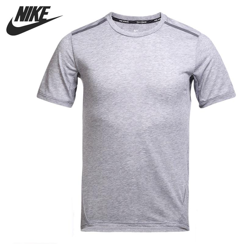 ФОТО Original New Arrival  NIKE DF COOL TAILWIND Men's T-shirts short sleeve Sportswear