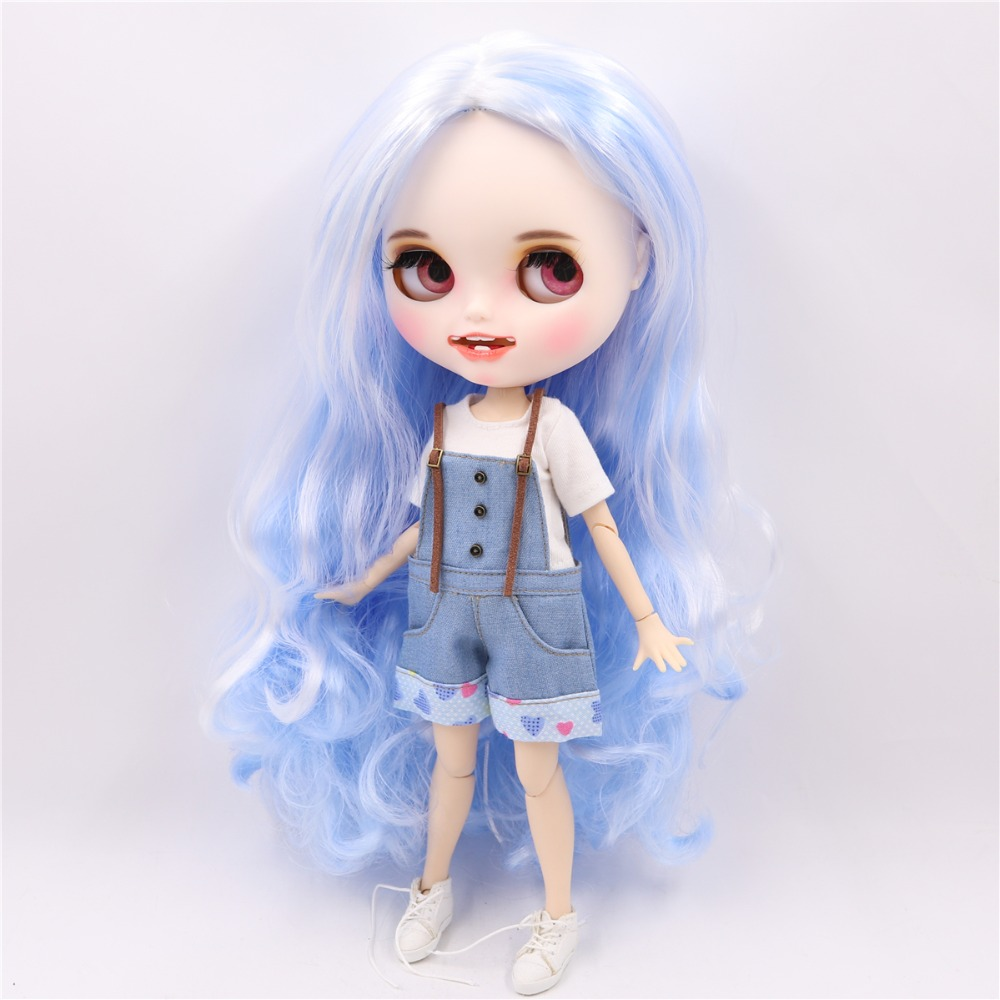 Esta - Premium Custom Blythe Doll with Smiling Face 4