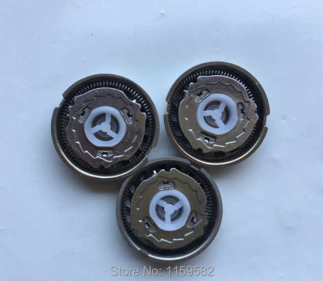 3 cái thay thế đầu dao cạo cạo lưỡi cho philips máy cạo râu HQ3 HQ4 HQ55 HQ56 hq46 hq44 HQ6640 HQ6645 HQ6675 HQ6676 HQ6695 HQ6696 HQ6425