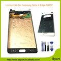 Calidad aaa + + + para samsung galaxy note 4 edge n910 n910c pantalla lcd táctil digitalizador asamblea