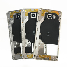 Original Housing For Samsung Galaxy Note 5 note5 N920 N920F Middle Frame Mid Bezel Plate